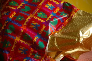 Holiday Gift Paper
