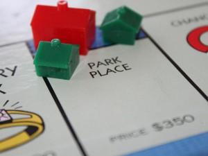 Monopoly Park Place