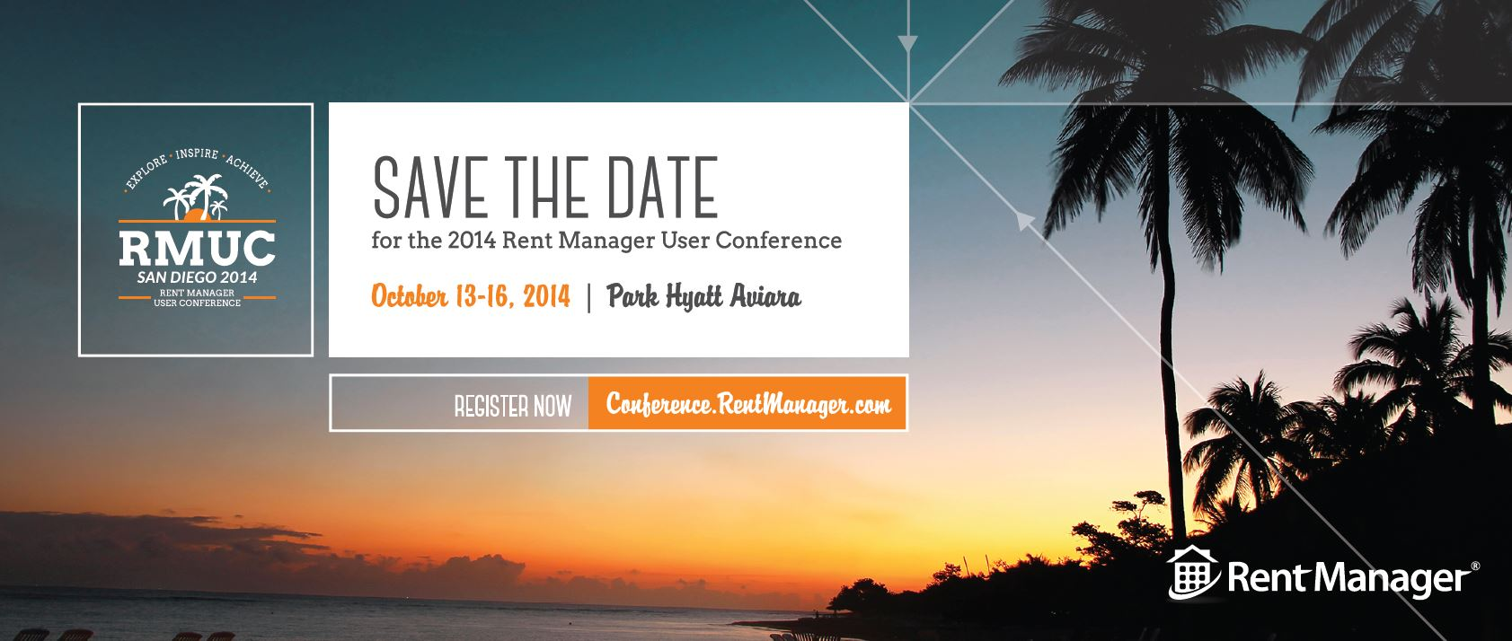 Better than ever before for Conference save the date template
