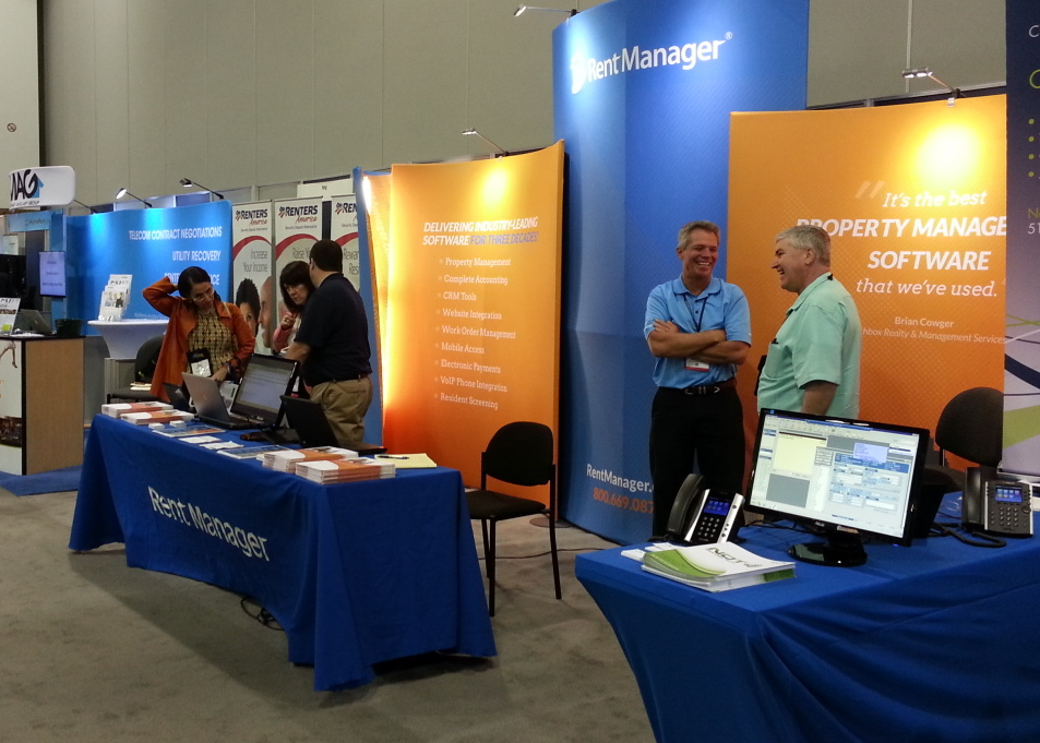 Rent Manager Trade Show