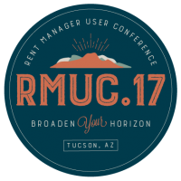 Rent Manager User Conference 2017 - Main Logo