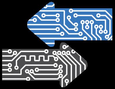 API Opposite Arrows