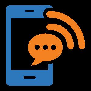 Text Broadcast icon
