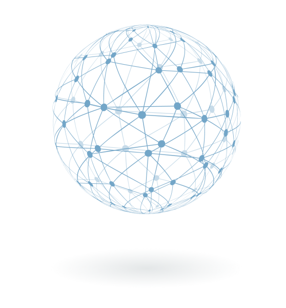 Connected sphere