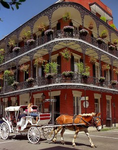 New Orleans Sites