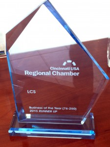 Cincinnati USA Regional Chamber Award