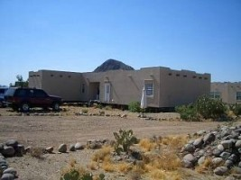 manufactured home desert