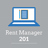 Virtual Classroom - Rent Manager 201