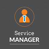 service manager class icon