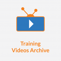 Training Videos Archive