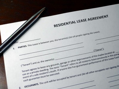 Residential Lease Agreement