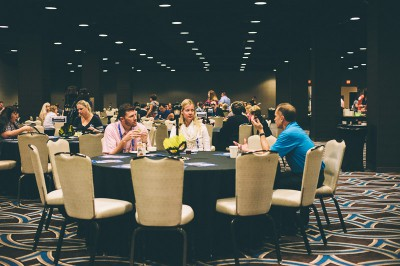 RMUC15 Meal Time Networking