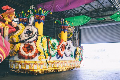 RMUC15 Mardi Gras World