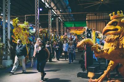 RMUC15 Mardi Gras World