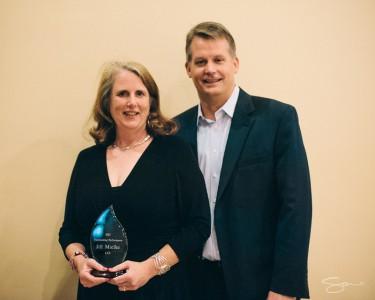 LCS Holiday Party Employee Award Winner - Jill