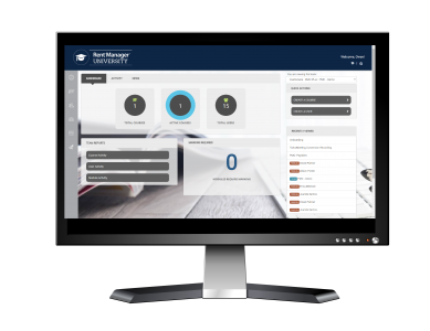Rent Manager University Dashboard