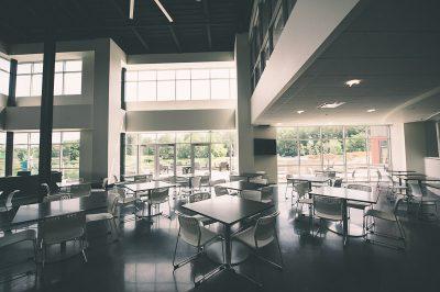 LCS Headquarters - Break Room