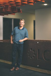 LCS Headquarters - CEO, Dave Hegemann