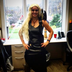 Game of Thrones Halloween - Ali Hinkle