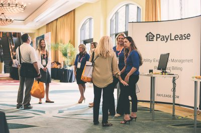 Rent Manager User Conference 2016 - Attendees Arrive