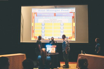 Rent Manager User Conference 2016, Rent Manager Feud