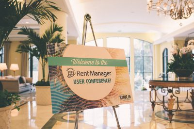 Rent Manager User Conference 2016 - Hotel Welcome