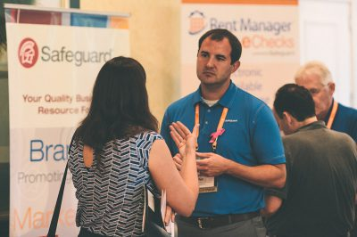 Rent Manager User Conference 2016 - Day 2, Vendors