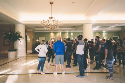 Rent Manager User Conference 2016 - Hotel
