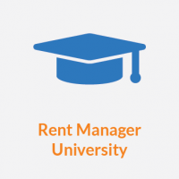 Rent Manager University