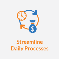 Streamline Daily Processes