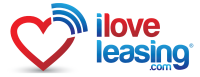 I Love Leasing Logo
