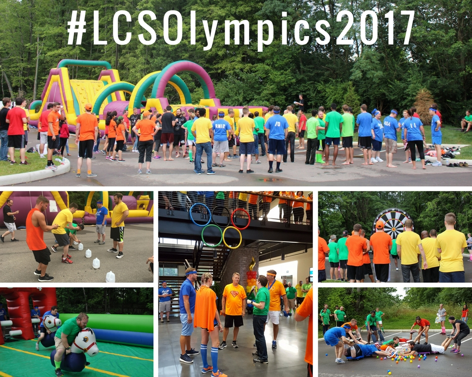 LCS Olympics grid collage