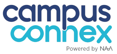NAA Campus Connex Logo