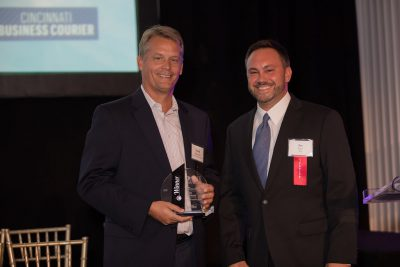 Cincinnati Business Courier Winner