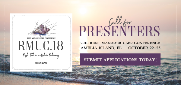 Call for RMUC.18 Presenters