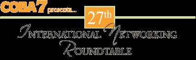 George Allen International Networking Roundtable Logo