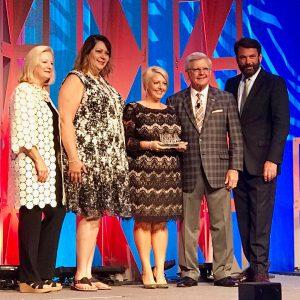 Abbie Huffman NAA Excellence Award
