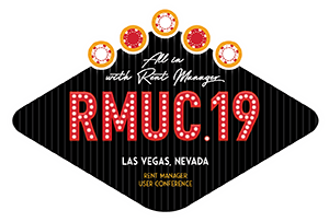 The 2019 Rent Manager User Conference logo