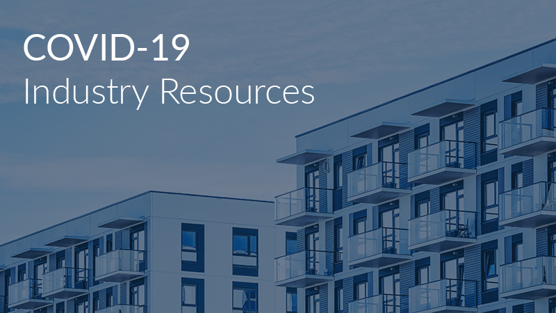 COVID-19 property management resources