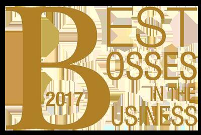 CRE Best Bosses Award, Dave Hegemann logo