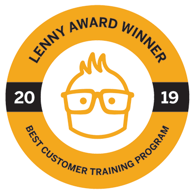 Best Customer Training Program logo