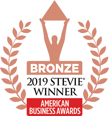 Bronze Stevie Winner for Live Event logo