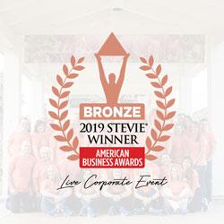 RMUC Stevie Award Winner