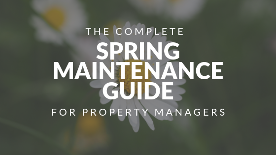 Spring Maintenance Guide