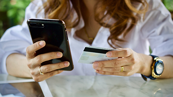 electronic payments - mobile