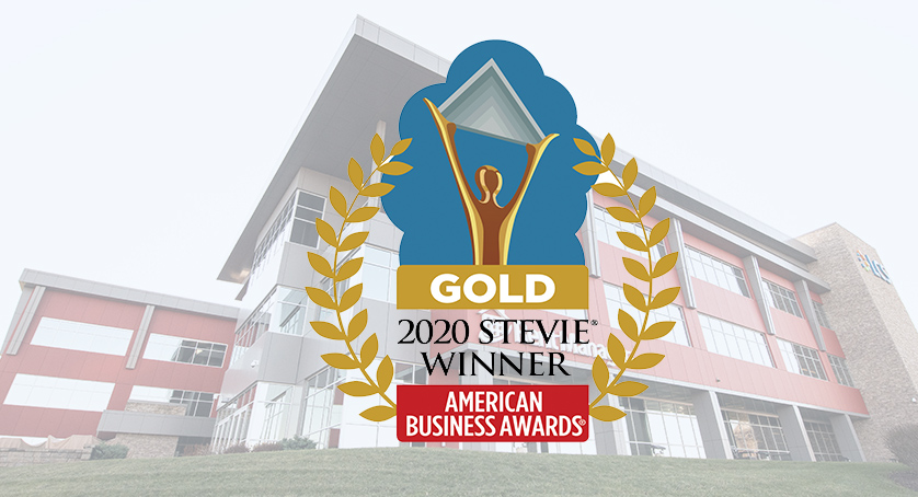 Stevie Award Logo 2020