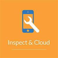 Tech Tuesday Logos - Inspect & Cloud