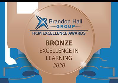 Best Unique or Innovative Learning & Development Program logo